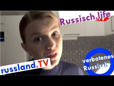 Verbotenes Russisch! [Video]