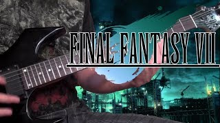 Those Who Fight/Fighting from Final Fantasy VII (Metalized) - Artificial Fear