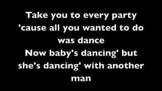 Bruno Mars - When I was your man lyrics below
