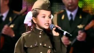 """Катюша"" Валерия Курнушкина и хор имени Александрова"
