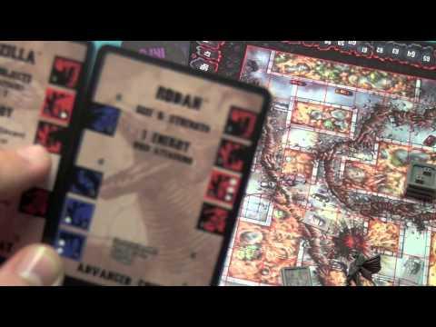 Dice Tower Reviews: Godzilla: Kaiju World Wars