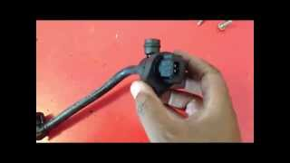 BMW Fuel Tank Breather Valve Part 1