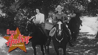 Gene Autry - When You're Smiling (Under Fiesta Stars 1941)