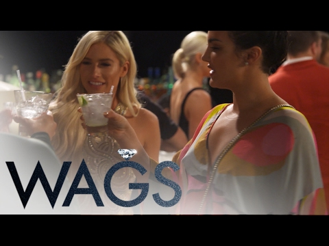 WAGS | Cheers to Barbie's Last Night as a Single Woman! | E!