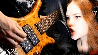Arkona - Arkaim Bass/Vocal/Flute Cover with Creia Wraith