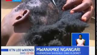 Mwanamke Ngangari: Judith Tanui,anashughulikia kuwaokoa watu taahira
