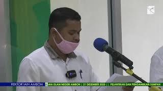 PELANTIKAN DAN PENGAMBILAN SUMPAH JABATAN PEJABAT FUNGSIONAL DI LINGKUP IAIN AMBON