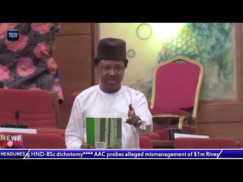 Minister of Health appears before Senate over state of Teaching Hospitals