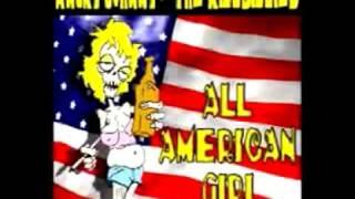Angry Johnny And The Killbillies -ALL AMERICAN GIRL