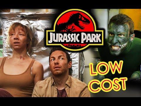 JURASSIC PARK LowCost (Alex Ramirès Ft Max Bird & Alexandra Bialy )