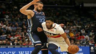 #memphis #pelicans New Orleans Pelicans Vs Memphis Grizzlies Full Highlights 1|/7/2019