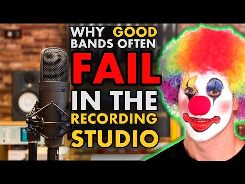 15 Mistakes That Can RUIN Your Studio Recording Sessions