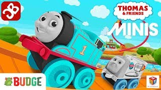 Thomas & Friends Minis (By Budge Studios) - iOS/Android - Gameplay Video
