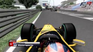rFactor F1 2011 Formula SimRacing - Round 02 Australia
