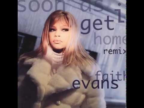 Faith Evans - Soon As I Get Home (Instrumental)