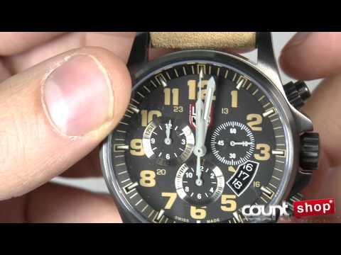 Luminox 1845 Atacama Chronograph - review by DiscountShop.com