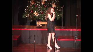 "Kincaid Gooch Haley Solo ""Put A Little Holiday In Your Heart"" Christmas 2011"