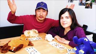 Schätzen: einfaches Kartenspiel für 2-7 Spieler!
