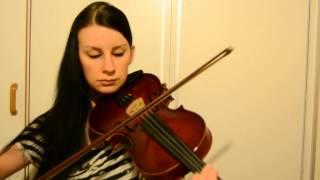 Apulanta - Ilona ( violin cover )