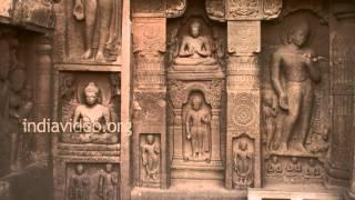 Ajanta Cave No. 19, Aurangabad