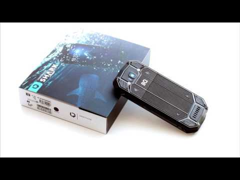 Смартфон BQ-Mobile Shark Черный (BQ-5033)