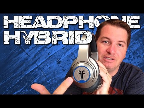 HEADPHONE HYBRID : Flips Audio XB Headphone Review