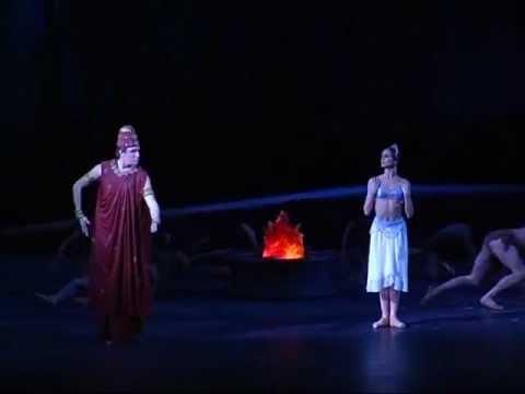 La Bayadère - Act I variation, Nikiya - Svetlana Zakharova