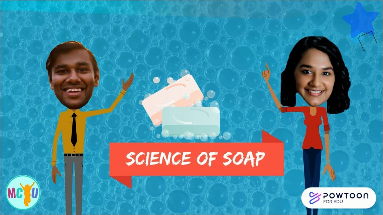 MCYU Home Challenge: Science of Soap