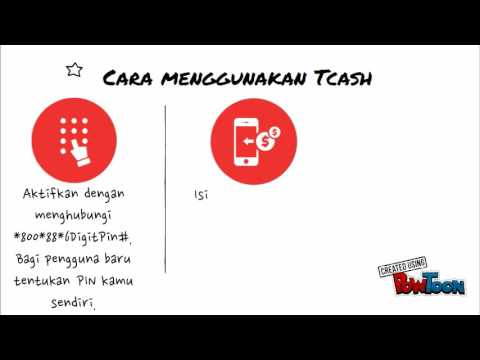 Video Apa itu Tcash?