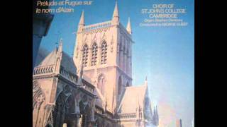 """Requiem: Sanctus"" - Choir of St. John's College Cambridge with George Guest, Stephen Cleobury"