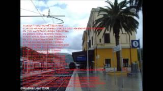 preview picture of video 'Annunci alla Stazione di Tivoli con plin plon classico, tipo Piona'