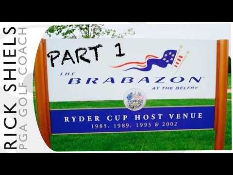 The Brabazon Golf Course Part 1