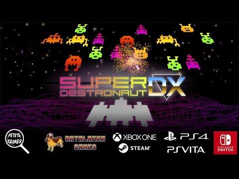 Super Destronaut DX - Trailer thumbnail
