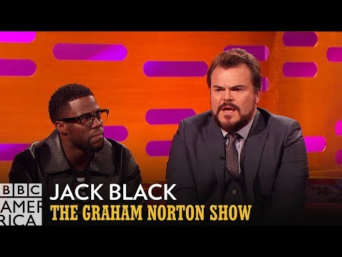 Jack Black Mixes Up Noel & Liam Gallagher - The Graham Norton Show
