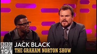 Download Youtube: Jack Black Mixes Up Noel & Liam Gallagher - The Graham Norton Show