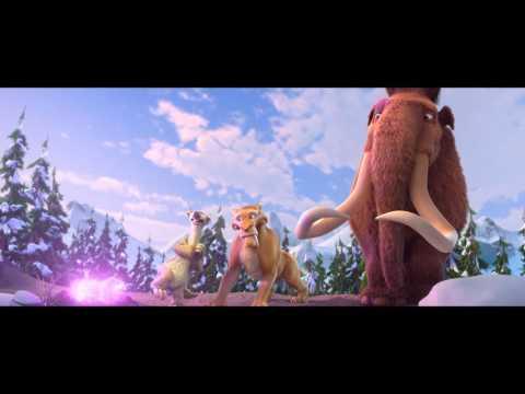 Trailer Ice Age: El gran cataclismo