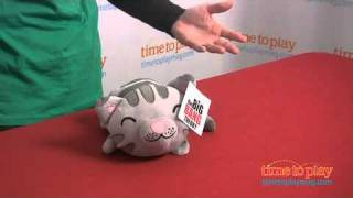 The Big Bang Theory Singing Soft Kitty Plushy from Ripple Junction