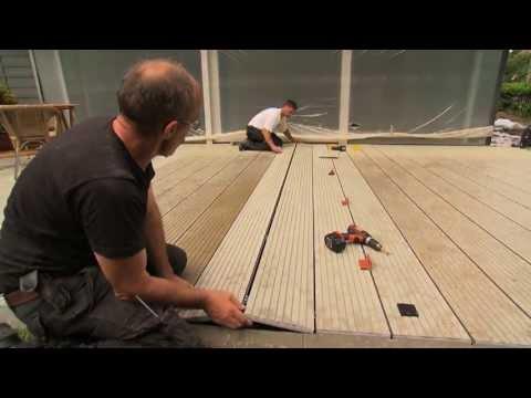 21x139 mm die kernige wpc terrassendielen holzmaserung fein geriffelt grau vollprofil. Black Bedroom Furniture Sets. Home Design Ideas