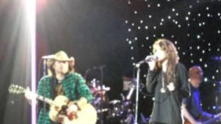 Miley and Billy Ray Cyrus- Wildhorse Saloon- Nashville, TN- Ready, Set, Don't Go