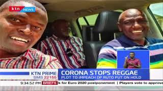 Coronavirus cools down political temperature in Kenya