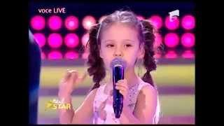 "Giulia Haidău - Emilia - ""Big Big World"" - Next Star"
