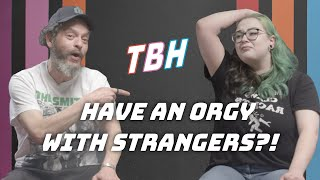 Kids Answer Dirty Questions In Front of Their Parents | TBH | Cut
