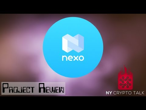 Nexo Project Review - Get Instant Crypto Loans without Credit Check!