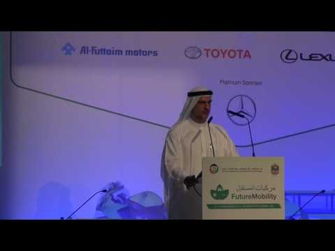 Ahmed Hashem Bahrozyan, CEO - Licensing Agency Dubai Roads and Transport Authority (RTA), UAE