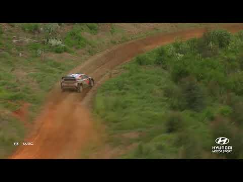 Rally Australia Best of: Heli - Hyundai Motorsport 2018