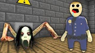 Слендерина против Коп Нуб Пластилиновый человечек ! Как сделать портал в Пластилин