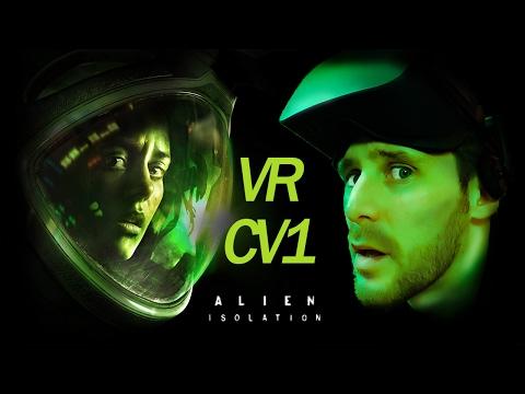 I got Alien isolation working for the rift :) — Oculus