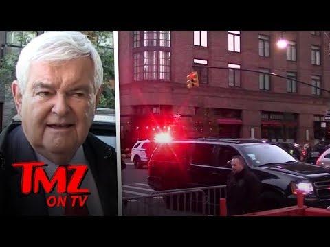 [TMZ] Newt Ginrich Says Trump Haters Deserve Bombs