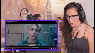 Vocal Coach Reacts To BTS  LIGHTS