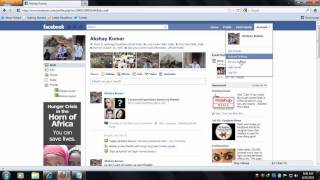 How to unlock your friends on facebook.wmv